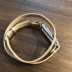 Origami Owl Jewelry - Origami Owl Rose Gold Wrap Bracelet Locket